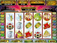 Play Aladdin's Wishes Slots