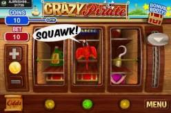 Play Crazy Pirate Slots