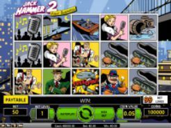 Jack Hammer 2: Fishy Business Slots