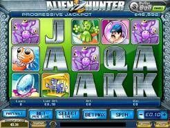 Alien Hunter Slots