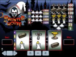 Haunted House Slots (Playtech)