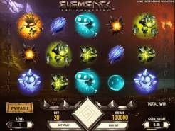 Elements: The Awakening Slots