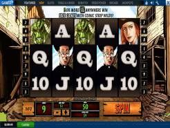 Cowboys and Aliens Slots