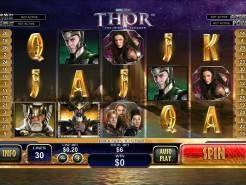 Thor Slots (Playtech)