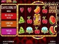 Juicy Joker Mega Moolah Slots